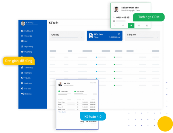 Phần mềm ERP cloudify