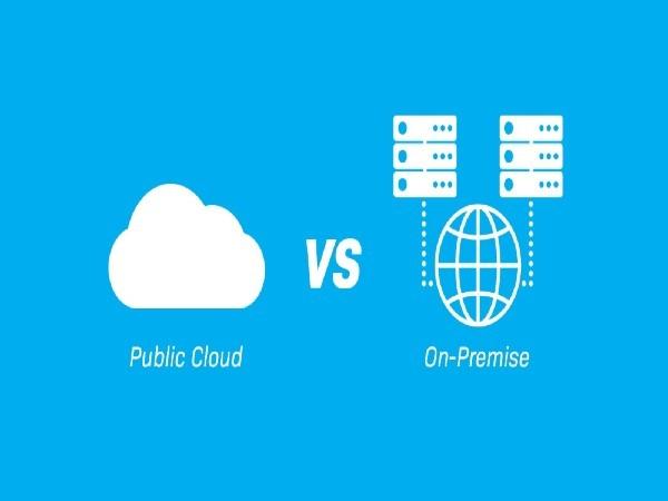 Phần mềm Cloud erp và on premise erp