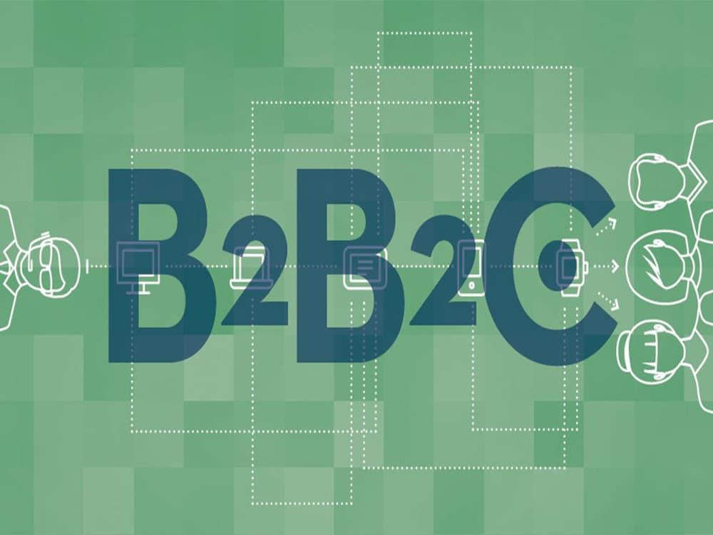 B2B2C trên nền tảng ERP- Lấy khách hàng làm trung tâm