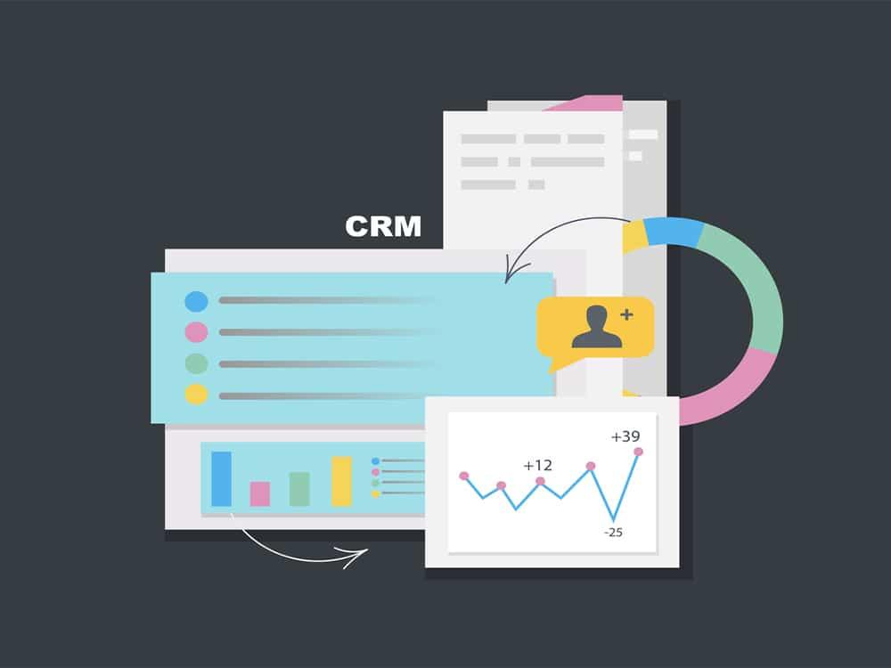 App quản lý doanh nghiệp tích hợp CRM